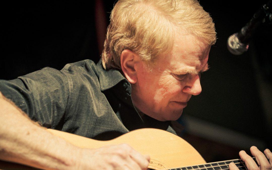 Guitarist D'Arcy Wickham performs Thursday at Hugh's Room.