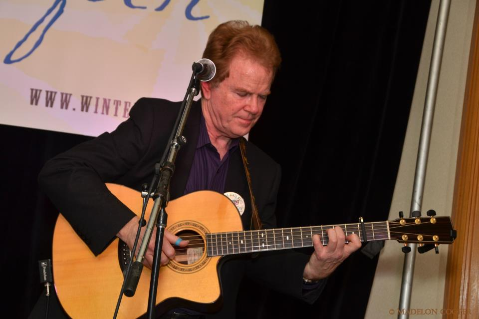 Masterful picker, songwriter and teacher D'Arcy Wickham hosts Free Times open mic